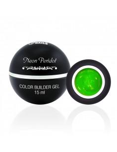 Color Builder Gel - Neon Peridot 15ML
