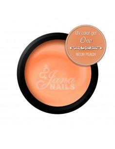 Color Gel One - Neon Pastel Peach 5ML