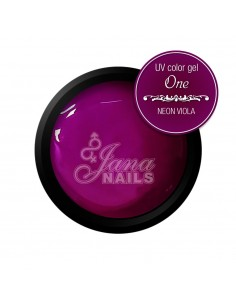 Color Gel One - Neon Viola 5ML