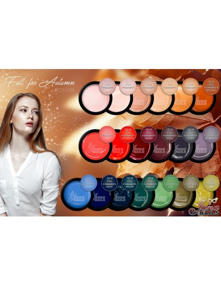 Color Gel One - Scarlet 5ML