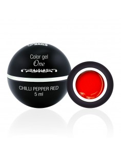 Color Gel One - Chilli Pepper Red 5ML