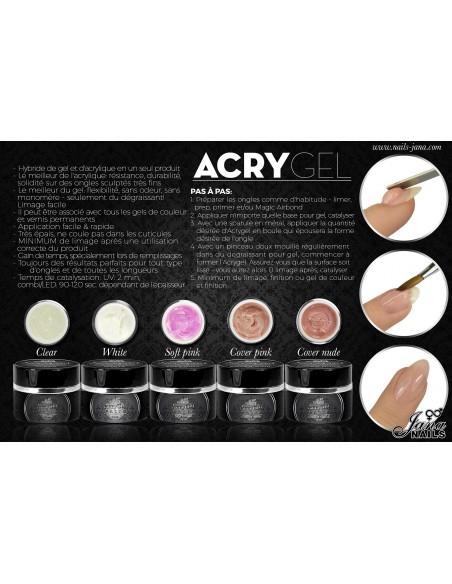 AcryGel Soft Pink