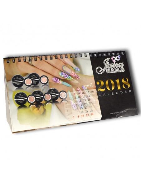Mini Desktop Calendar JN