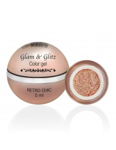 Glam & Glitz Color Gel - Retro Chic 5ML