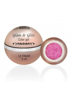Glam & Glitz Color Gel - Le Freak 5ML