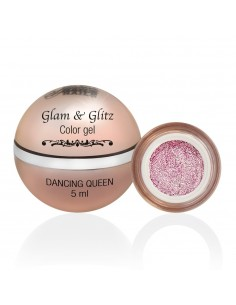 Glam & Glitz Color Gel - Dancing Queen 5ML