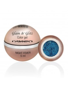 Glam & Glitz Color Gel - Night Fever 5ML