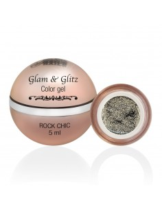 Glam & Glitz Color Gel - Rock Chic 5ML