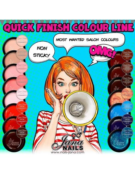 Quick Finish Gel Color No15 5ML