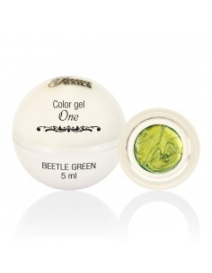 Color Gel One - Beetle Green 5ML