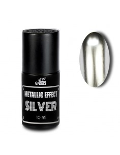 Metallic Effect Silver 10ML