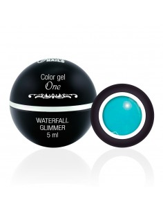 Color Gel One - Waterfall Glimmer 5ML