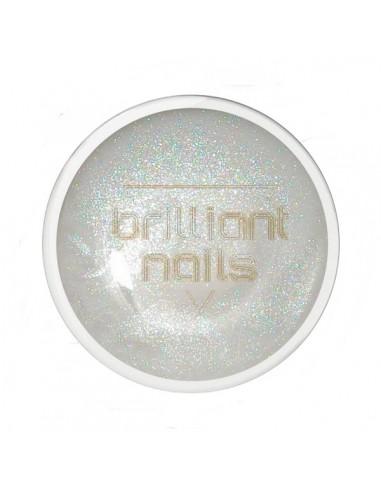 Brilliant Gel Color Glamour White 5ML