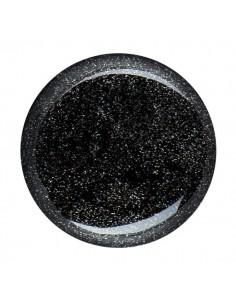 Glitter Gel Black Silver 5ML