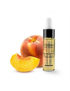 Cuticle Oil Peach with Dropper 15ML