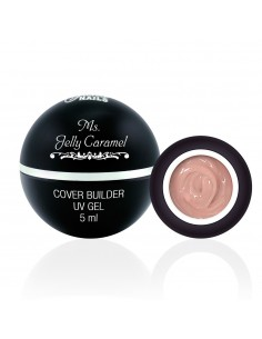 Ms. Jelly Caramel cover gel