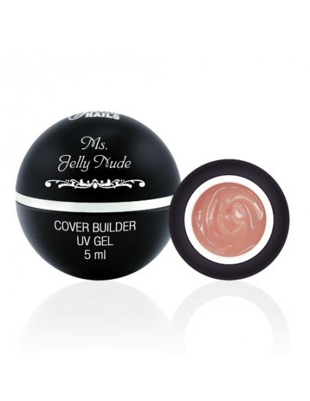 Ms. Jelly Nude cover gel