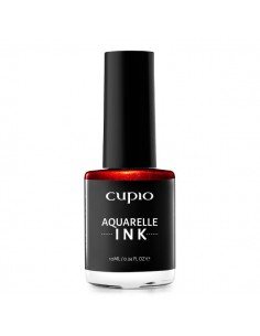 Aquarelle INK Cupio - Metallic Red 10ML