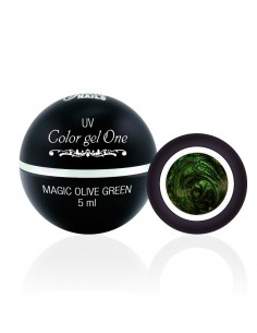 Color Gel One - Magic Olive Green 5ML