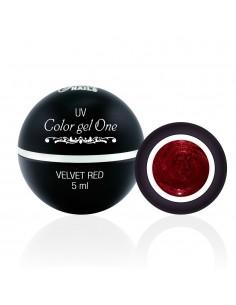 Color Gel One - Velvet Red 5ML