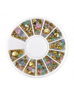 Cupio Multimix Conic Crystals Wheel
