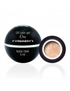 Color Gel One - Nude Diva 5ML
