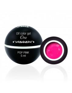 Color Gel One - Pop Pink 5ML