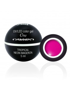 Color Gel One - Tropical Neon Magenta 5ML