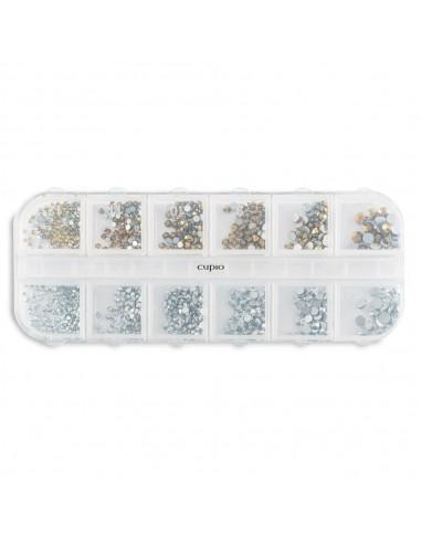 Cupio Nails Ornaments Box - Crystal Cake