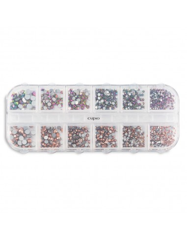 Cupio Nails Ornaments Box - Crystal Eyes