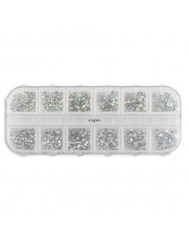 Cupio Nails Ornaments Box - Crystal Lake