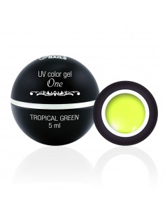Color Gel One - Tropical Green 5ML