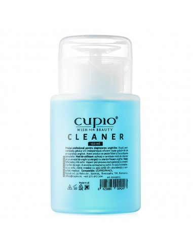 Cupio Cleaner with Pump 150ML
