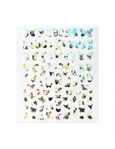 Cupio Nail Stickers Z-D3837