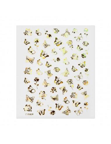 Cupio Nail Stickers Z-D3839