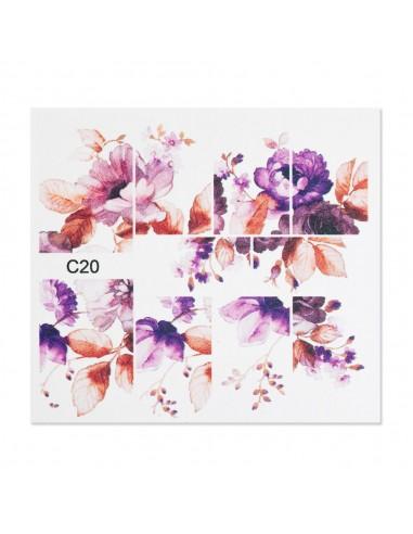 Cupio Water Decals C20