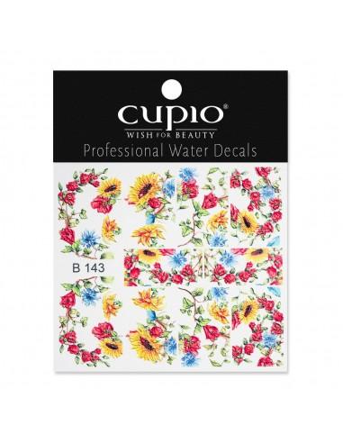 Cupio Water Decals 3D B143