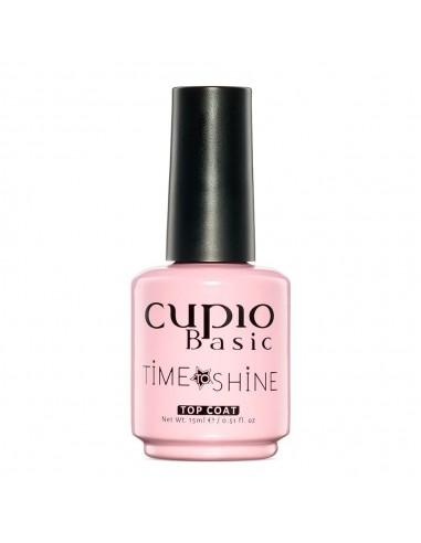 Top Coat Cupio Basic Time to Shine 15ML