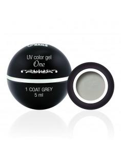 Color Gel One - 1 Coat Grey 5ML