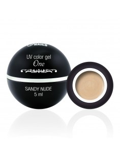 Color Gel One - Sandy Nude 5ML