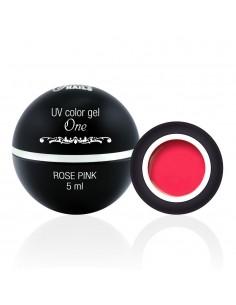 Color Gel One - Rose Pink 5ML