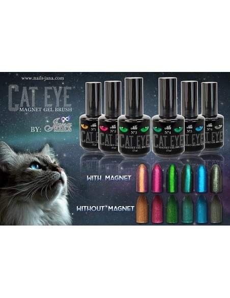 Cat Eye Gel Brush No3 15ML