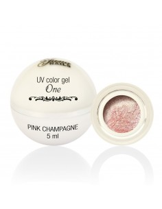 Color Gel One - Pink Champagne 5ML