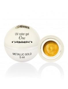 Color Gel One - Metallic Gold 5ML