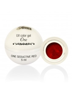Color Gel One - Seductive Red 5ML
