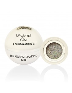 Color Gel One - Hologram Diamond 5ML