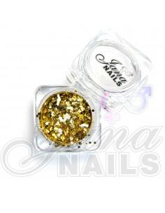 JN Confetti Mix Shine Light Gold 5 gr