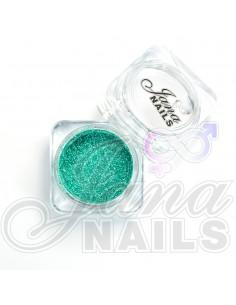 JN Glitter Fine Holo Green 5 gr