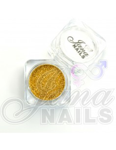 JN Glitter Fine Solid Gold 5 gr