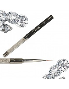 One-Sided Brush with Diamonds